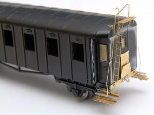 Doplnky na vagón Be/Ce