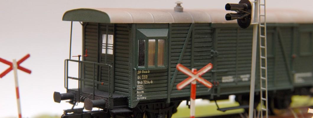 Služobný vagón Daak