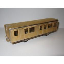 Prípojný vagón rady CDlm r.v.1933 (TT)