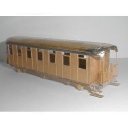 Osobný vagón rady Ci r.v. 1917 (TT)