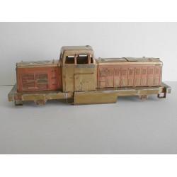 Diesel locomotive rady 725 / T444.0 (N)