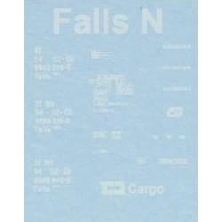 Dekál Falls (N)