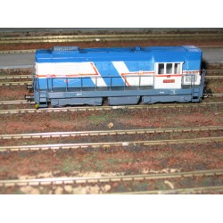 Diesel locomotive class 743 (TT)
