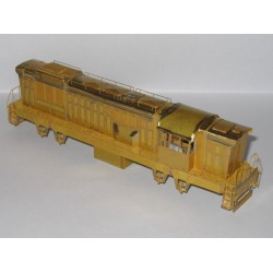 Diesel locomotive class T669.0 / 770 (TT)
