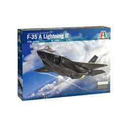 F-35 A Lightning II CTOL version 1:72