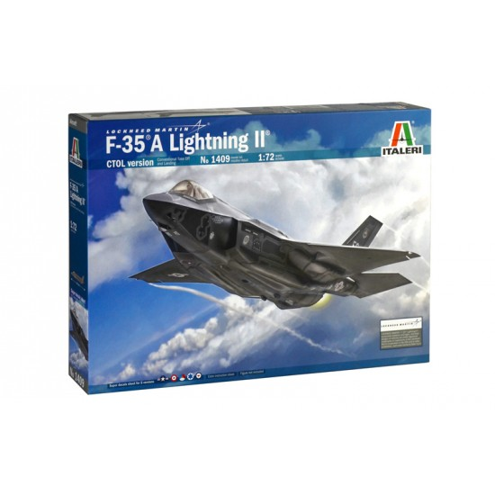 F-35 A Lightning II CTOL version 1:72