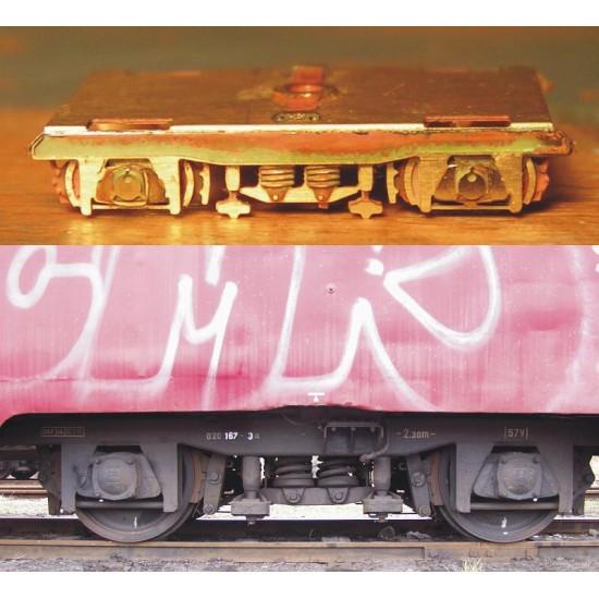 Balm/Bix/020 - stavebnica prípojného osobného vozu
