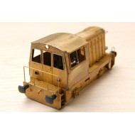 Motorová lokomotíva T211 (H0)
