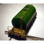 Detaily na dvojnápravovú cisternu ex. BTTB (TT)