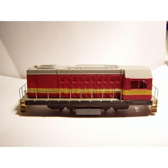 Detaily T 435 II. a další série (TT)