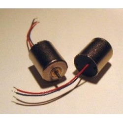 12V coreless motor 10x12 mm