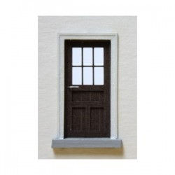 Doors glazed low (TT)