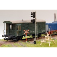 TT Služobný vagón rady Ds/Daa-k