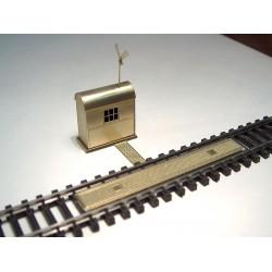 Vagónová váha Wiesner (TT)