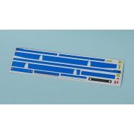 Decal Karosa C734 blue stripes (TT)