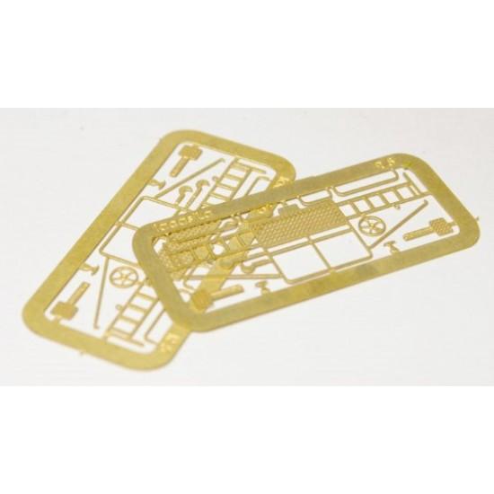 Accessories for wagon Iacqs / La (TT)