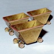 Zauhľovacie vozíčky (TT)