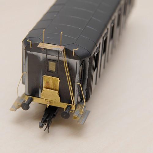Detaily osobného vagónu Be/Ce (TT)