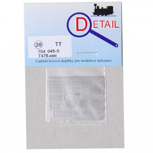 Detaily T678.012, T679.019, 775 012-6, 776 019-2 (TT)